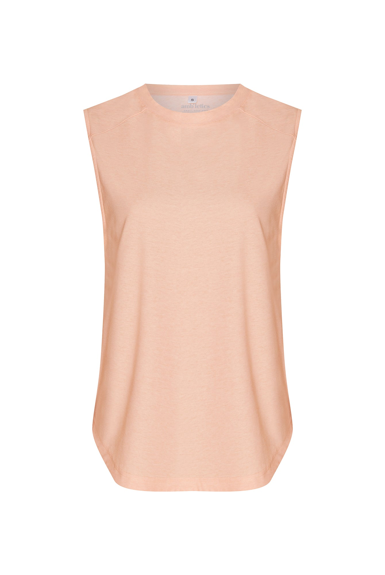 Pretty Peach Tank Top