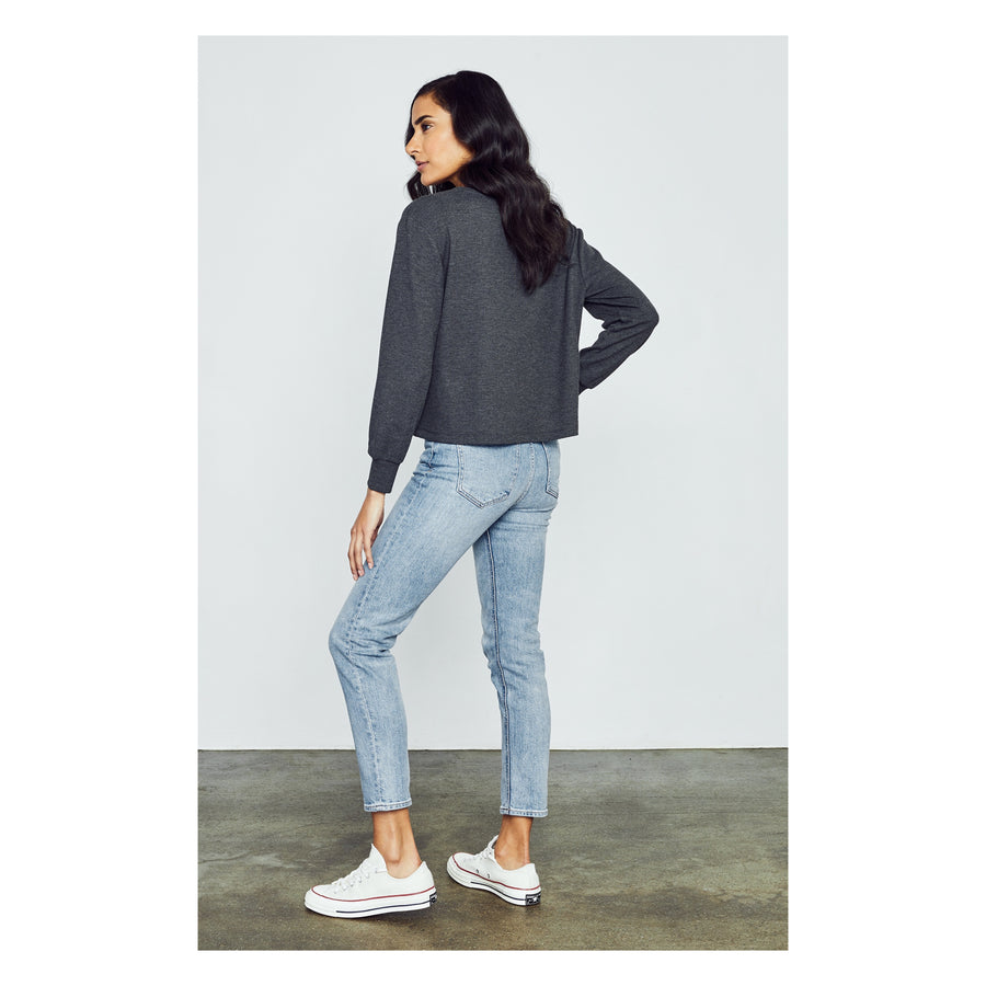 Gentle Fawn Lennox Sweater - H. Charcoal