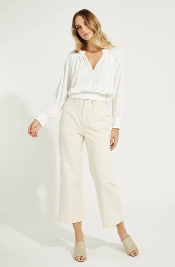 Gentle Fawn Brooke Blouse - White