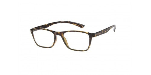 Prive Revaux The Socrates Blue Light Glasses - Brown Tortoise