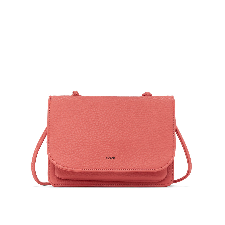 Colab NJ06043 PU Crossbody - Carnation