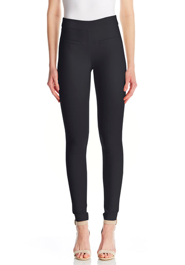 I Love Tyler Madison 186014 Mara Cavalli Twill Pant - Black