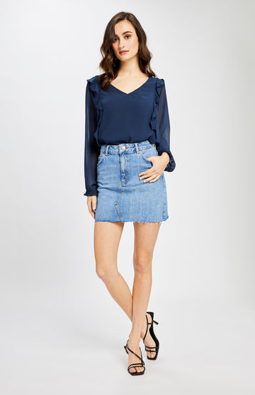 Gentle Fawn Lune Top Navy
