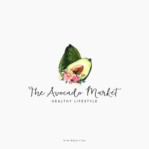 The Avocado Market - Logo