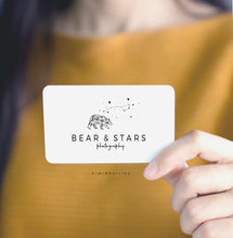 Load image into Gallery viewer, Bear & Stars - Logo