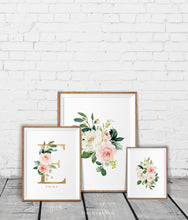 Load image into Gallery viewer, Name sign in blush pink