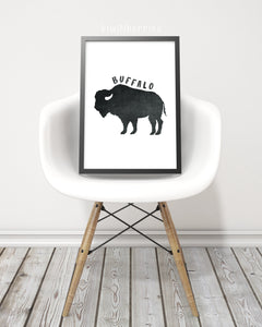 Wild Animals - set of 4