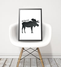 Load image into Gallery viewer, Moose Shadow