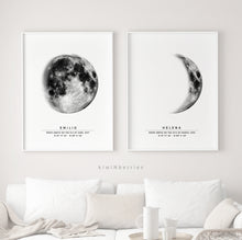 Load image into Gallery viewer, Custom Moon