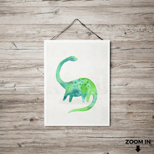 Load image into Gallery viewer, Watercolor Dinos - set of 6