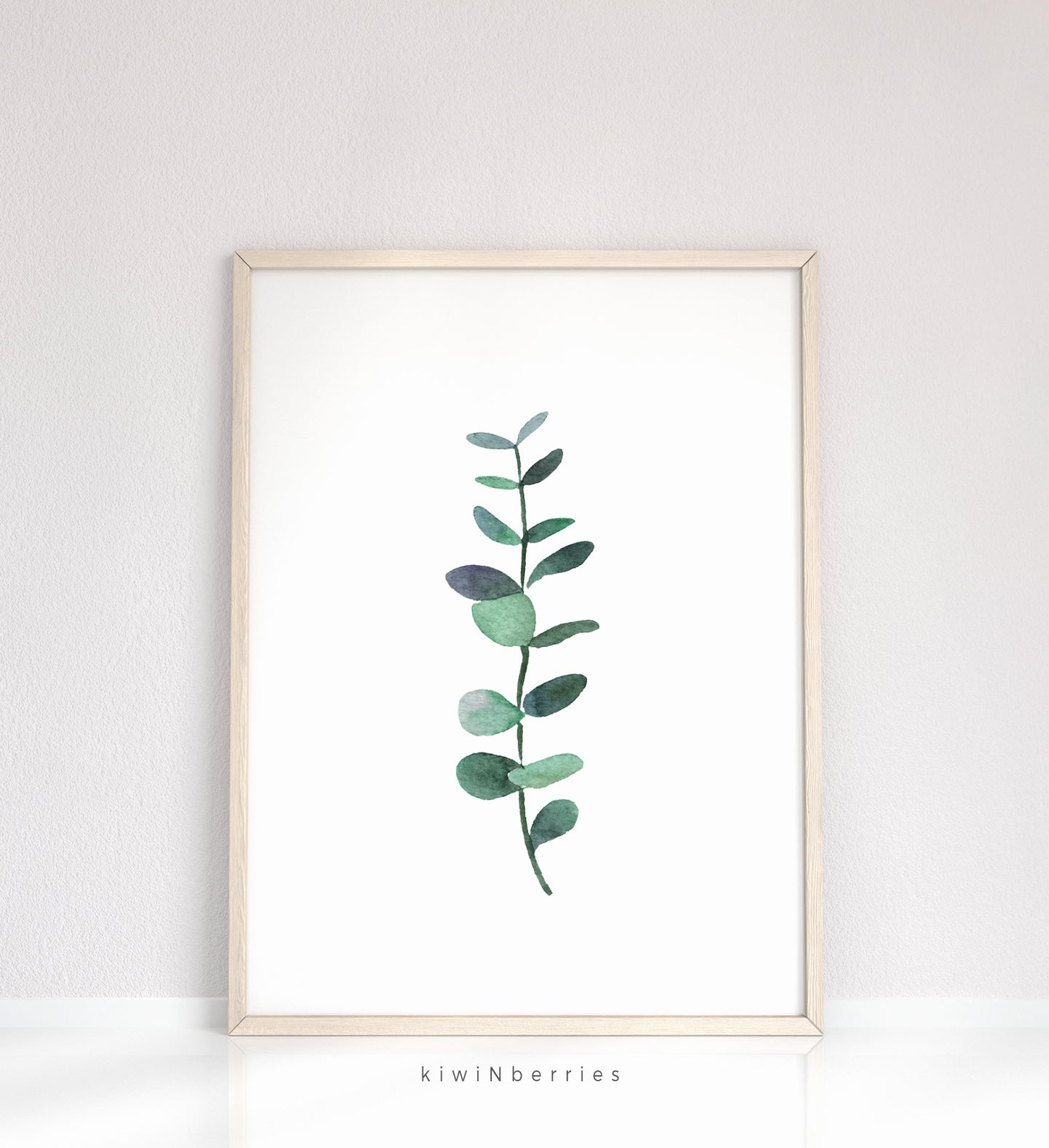 Eucalyptus Leaf No.4