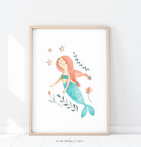 Quirky Mermaid