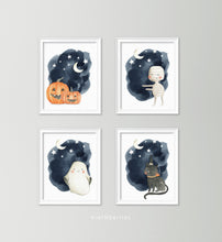 Load image into Gallery viewer, Pumpkins halloween