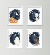 Load image into Gallery viewer, Ghost halloween