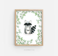 Load image into Gallery viewer, Leafy Animals - set of 4
