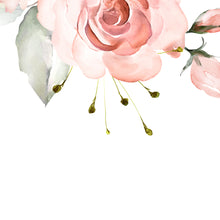 Load image into Gallery viewer, Blush Pink Florals - set of 3