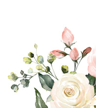 Load image into Gallery viewer, Blush Pink Floral