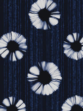 Load image into Gallery viewer, Indigo Shibori - set of 3