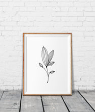 Load image into Gallery viewer, Pencil Botanical No.2