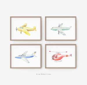 Transport Air - set of 4