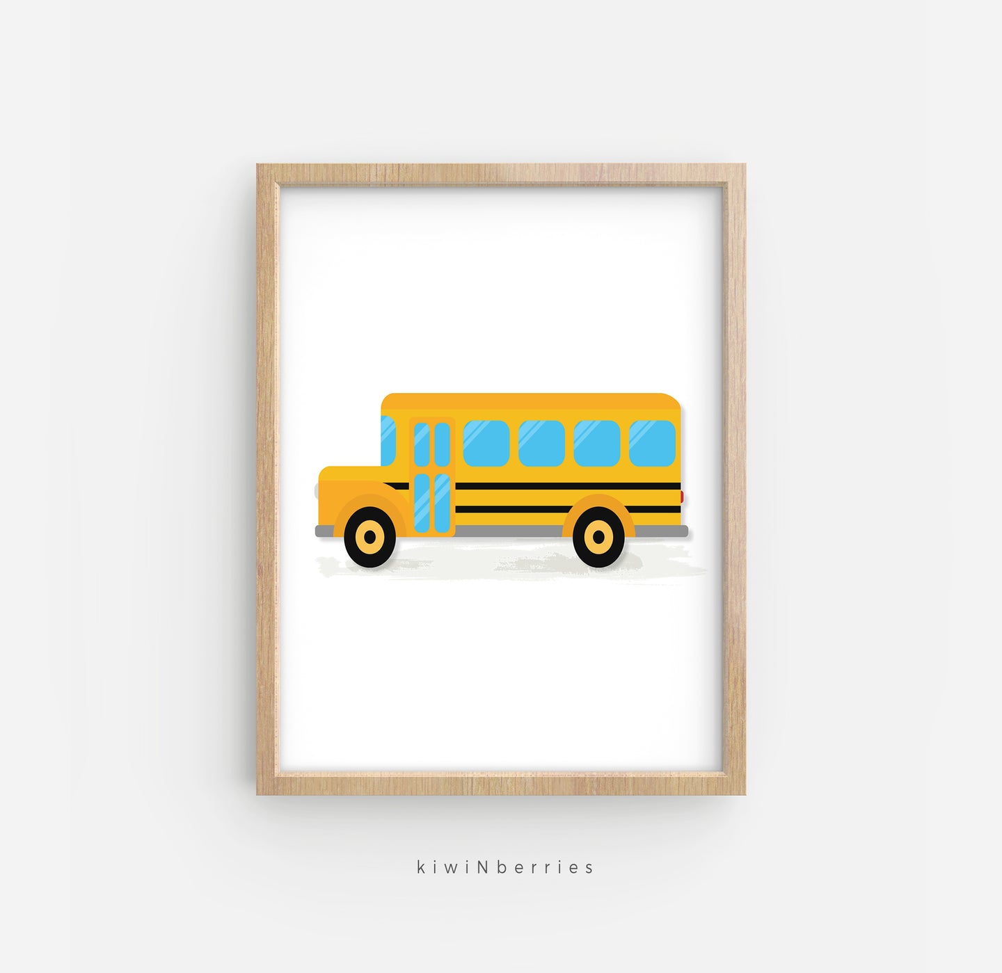 Transport School Bus
