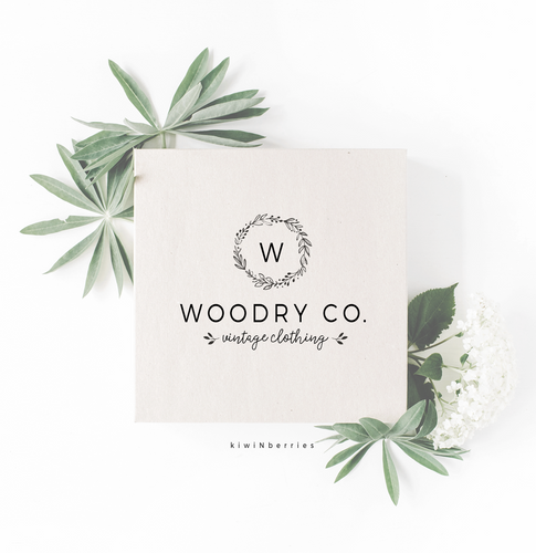 Woodry Co - Logo
