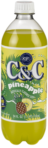 C&C Pineapple Soda - 1 Bottle