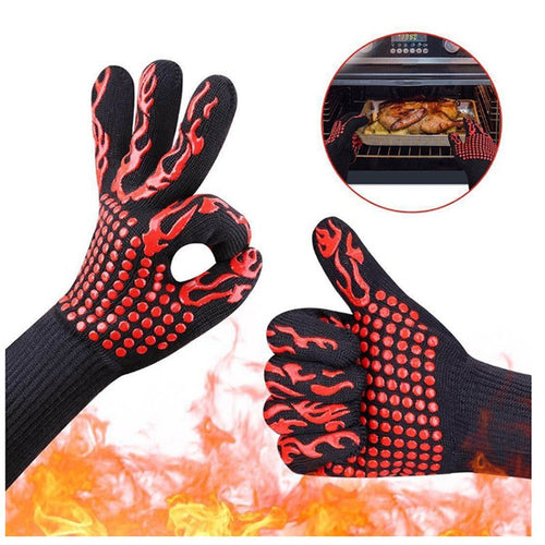 Heat Resistant Multi-Purpose Gloves, Camping, Outdoorsy