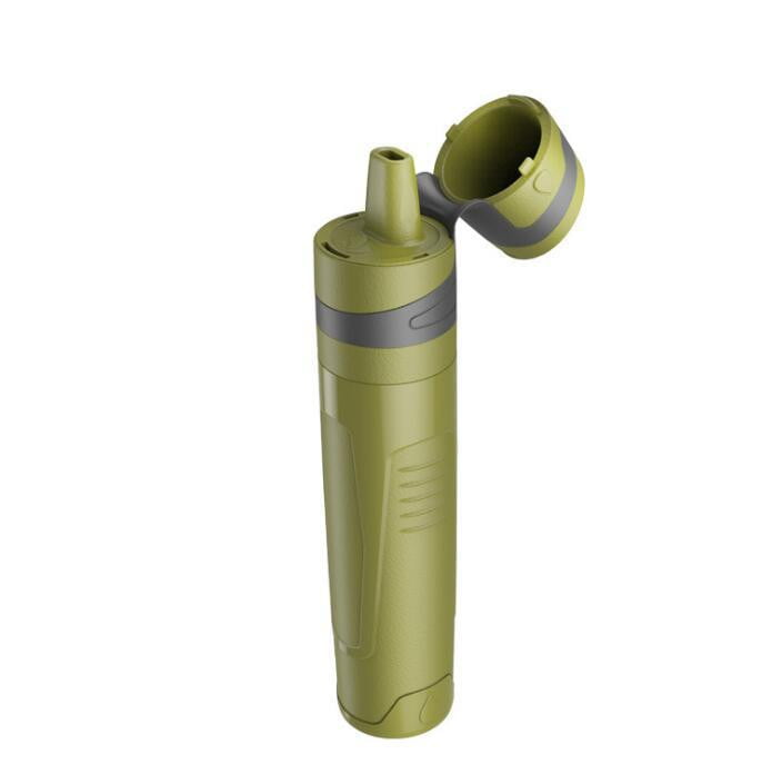 Military Mini Water Filter, Survival, eprolo, Outdoorsy