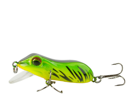 Hard Frog Wobbler Crank Bait, , Outdoorsy
