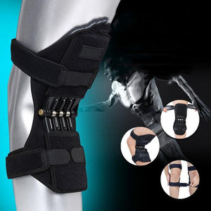 PowerKnee - Spring Loaded Knee Brace - Outdoorsy