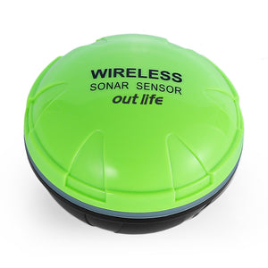 Wireless Bluetooth Sonar Fish Finder - Outdoorsy