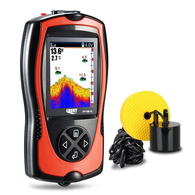 LUCKY FF1108 Portable Fish Finder - Outdoorsy