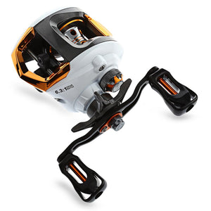 Waterproof Baitcasting Fishing Reel Right or Left Hand, Fishing, Outdoorsy