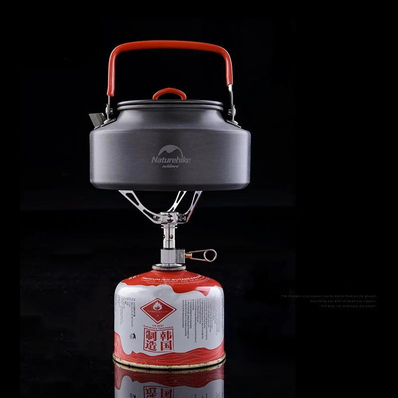 Portable Outdoor BBQ Gas Stove, Camping, Outdoorsy