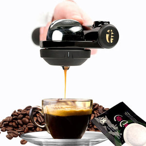 Handpresso Portable Coffee Machine, Camping, Outdoorsy
