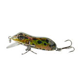 Hard Frog Wobbler Crank Bait - Outdoorsy