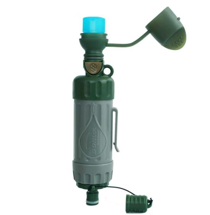 Portable Water Purifier, Survival, Outdoorsy