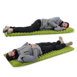 Naturehike Inflatable Moisture Proof Sleeping Pad With Pillow - Outdoorsy