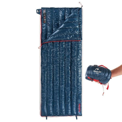 Naturehike 570g Ultralight Waterproof Sleeping Bag, Camping, Outdoorsy