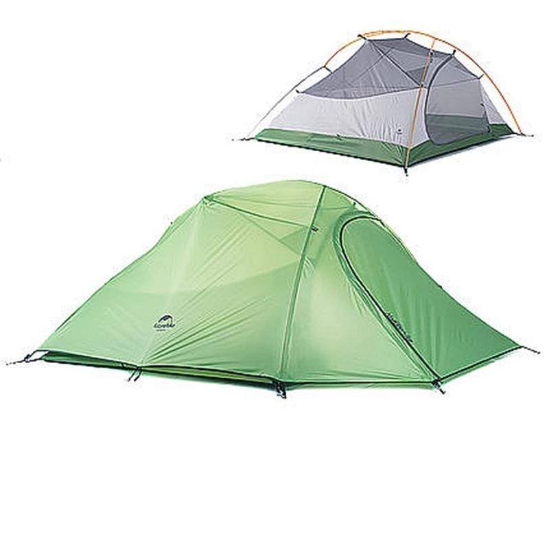 Ultralight Double Layer 3 Person - Aluminum Rods, Camping, Outdoorsy
