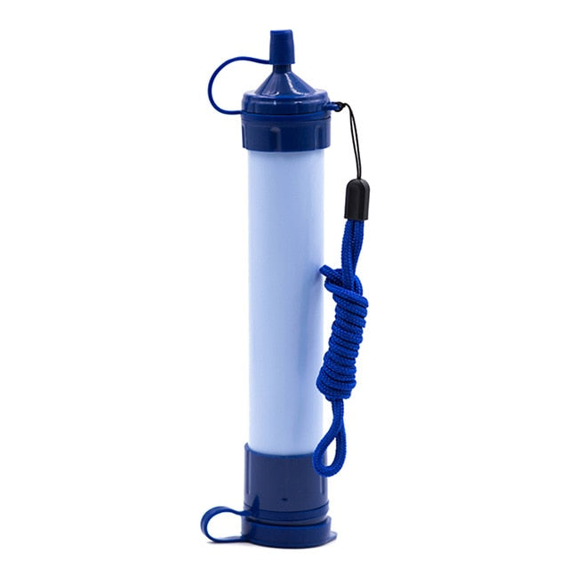 Survival Straw - Portable Water Purifier, Survival, Outdoorsy