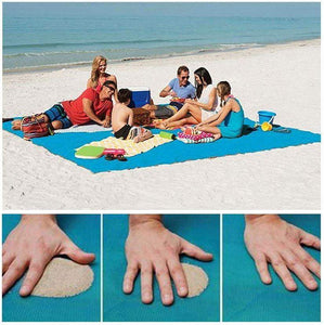 Anti-Slip Sand Free Beach Mat, Fishing, eprolo, Outdoorsy