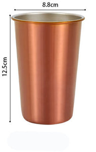 500ml Stainless Steel Cups - Outdoorsy