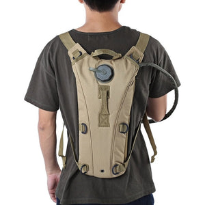 Military Tactical Hydration Backpack, Survival, Outdoorsy
