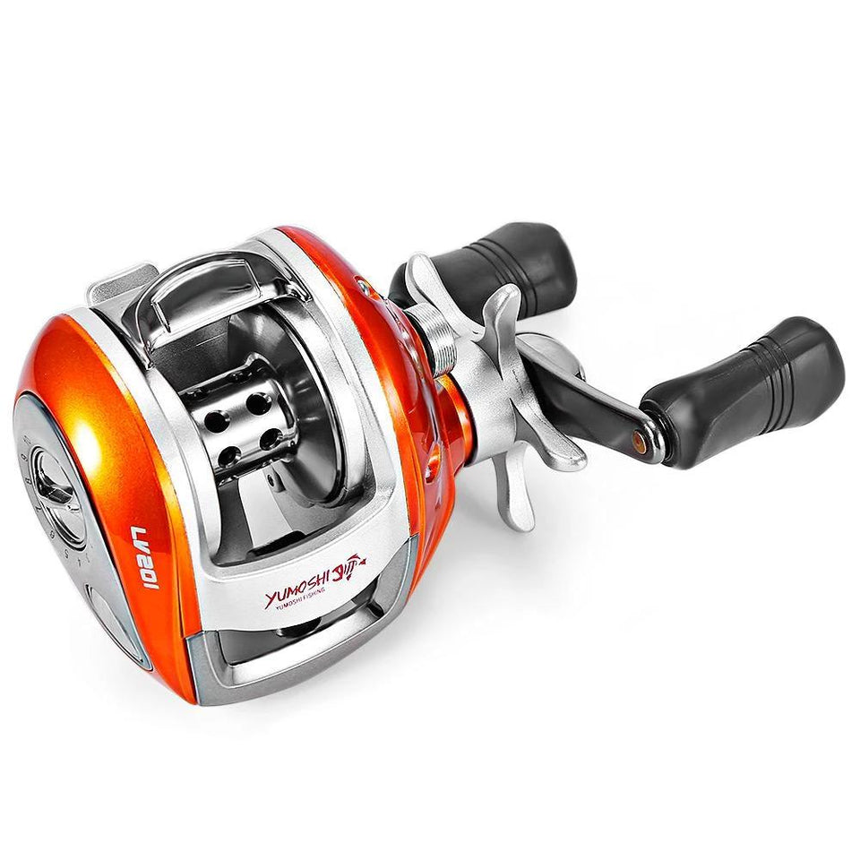 Bait Casting Reel Right or Left Hand - Outdoorsy