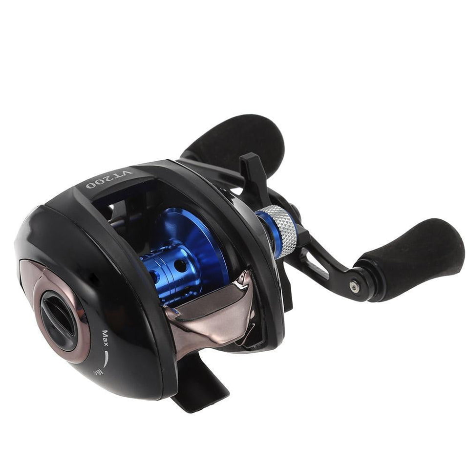High Speed Bait Casting Fishing Reel, Fishing, Outdoorsy
