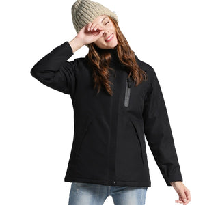 Waterproof Windproof USB Heated Jacket for Men and Women, Apparel, eprolo, Outdoorsy