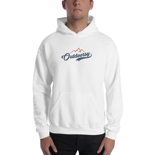 Original Classic Outdoorsy Hoodie, Apparel, Outdoorsy