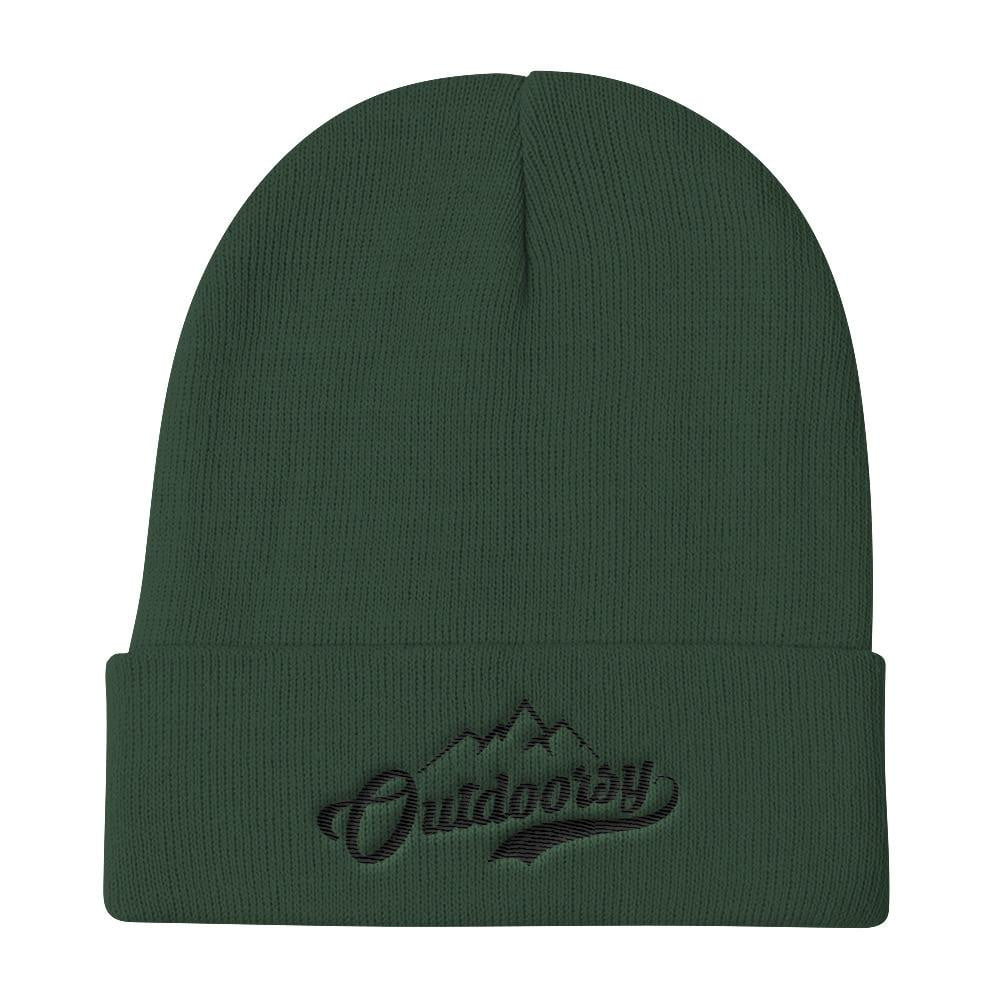 Classic Outdoorsy Beanie, , Outdoorsy